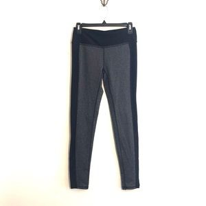 [RBX] Black/Gray Full Length Pants - Size Small